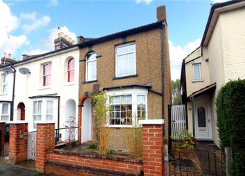 Thumbnail 3 bed end terrace house for sale in Malden Road, Watford
