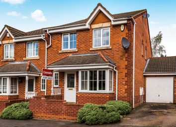 Thumbnail 4 bed semi-detached house for sale in Somerset Road, West Bromwich