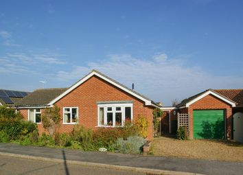 Thumbnail 3 bedroom detached bungalow for sale in The Fairway, Aldeburgh