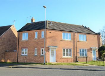 Thumbnail 3 bed semi-detached house for sale in Eagle Road, Bourne