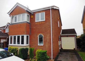 Thumbnail 4 bed detached house to rent in Meadow Rise, Ashgate, Chesterfield