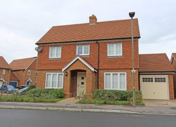 Thumbnail 4 bed detached house to rent in Hayton Crescent, Tadworth