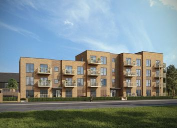 Thumbnail 1 bedroom flat for sale in Arisdale Avenue, South Ockendon, Essex