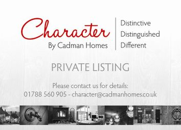Thumbnail 4 bed semi-detached house for sale in Vicarage Lane, Dunchurch, Rugby