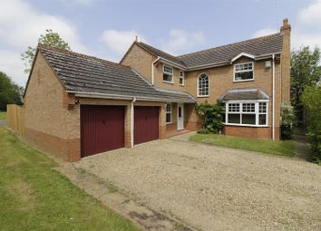 Thumbnail 4 bed detached house to rent in Osbourne Way, Market Deeping, Peterborough