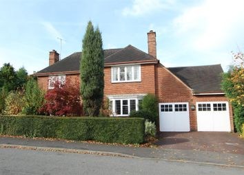 Thumbnail 4 bed detached house to rent in Lime Avenue, Duffield, Belper