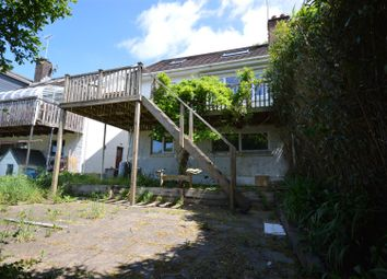 Thumbnail 4 bed semi-detached house for sale in Tresaith, Cardigan