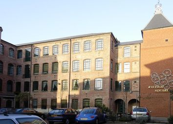 Thumbnail 2 bed flat to rent in 44 Raleigh Square, Raleigh Street, Nottingham