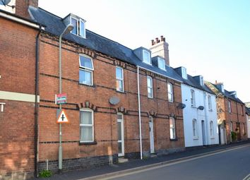Thumbnail 2 bed terraced house for sale in Bampton Street, Tiverton