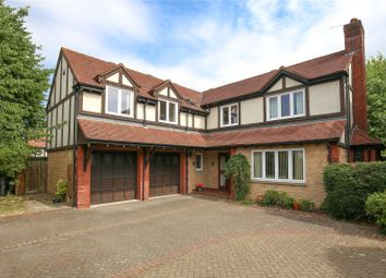 Thumbnail 5 bed detached house for sale in Coombe Lane, Stoke Bishop, Bristol
