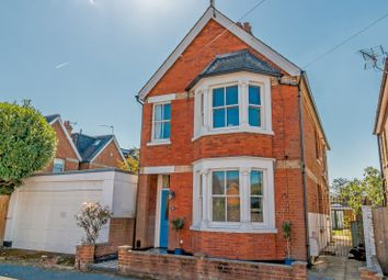 Thumbnail 3 bed detached house for sale in Cedar Road, Weybridge