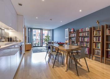 Thumbnail 2 bed flat for sale in Omega Works, Roach Road