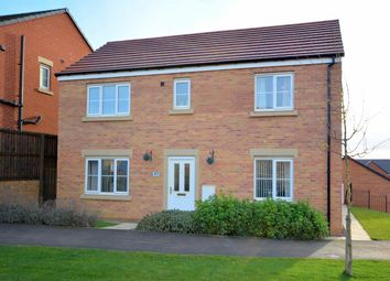 Thumbnail 4 bed detached house for sale in Drummond Way, Middridge Vale