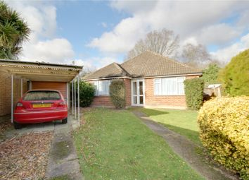 Thumbnail 2 bed detached bungalow for sale in Crosslands, Chertsey, Surrey