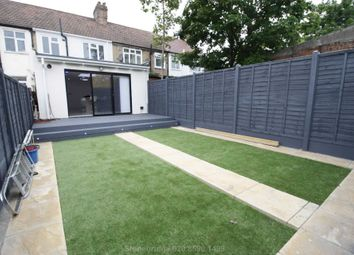 Thumbnail 3 bed terraced house for sale in Lawrence Avenue, London