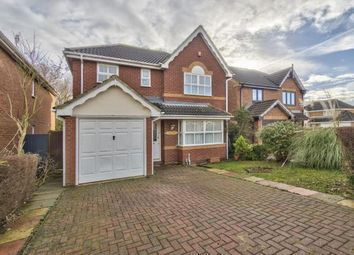 4 bed detached house for sale in Knipe Close, Stukeley Meadows, Huntingdon, Cambs PE29