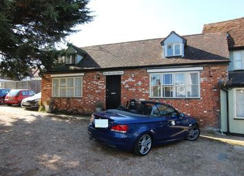 Thumbnail 1 bedroom end terrace house for sale in High Street, Dunmow