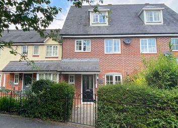 Thumbnail 4 bed terraced house for sale in Oaklands Avenue, Amesbury, Salisbury