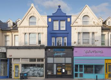 Thumbnail 1 bed terraced house for sale in Northdown Road, Cliftonville, Margate