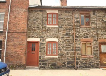 Thumbnail 1 bed cottage for sale in Bridge Street, Llanfyllin