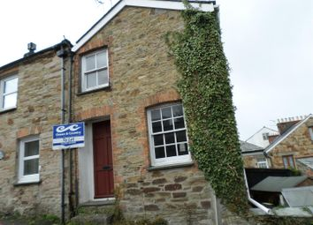 Thumbnail 2 bed terraced house to rent in Town End, Bodmin