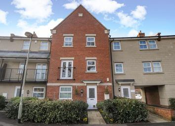 Thumbnail 4 bed terraced house to rent in Cirrus Drive, Shinfield
