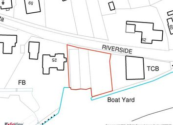 Thumbnail Land for sale in Development Land, Riverside, Reedham, Great Yarmouth, Norfolk