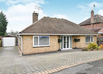Thumbnail 4 bedroom detached bungalow for sale in Muswell Road, Mackworth, Derby