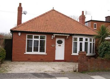 Thumbnail 2 bed detached bungalow to rent in Newlands Road, Blyth