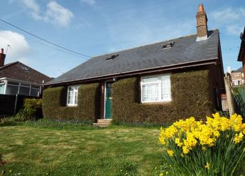 Thumbnail 3 bed bungalow for sale in Clatterford Road, Newport