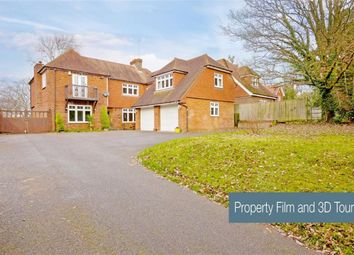 Thumbnail 6 bed detached house for sale in The Drive, Hellingly, Hailsham