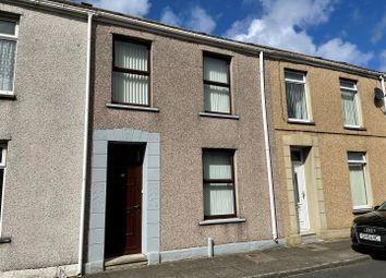 Thumbnail 4 bed terraced house for sale in Pen Y Fon Street, Llanelli