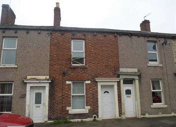 Thumbnail 2 bed terraced house for sale in Hawick Street, Carlisle, Carlisle