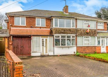 Thumbnail 4 bed semi-detached house for sale in Theodore Close, Oldbury