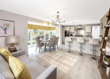 """Thumbnail 4 bed detached house for sale in """"Cornell"""" at Marden Road, Staplehurst, Tonbridge"""