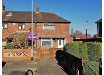 Thumbnail 2 bed semi-detached house for sale in Thirlmere Place, Newcastle