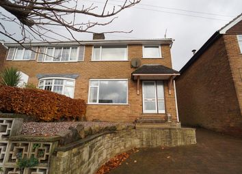 Thumbnail 3 bed semi-detached house to rent in Studfield Drive, Wisewood, Sheffield