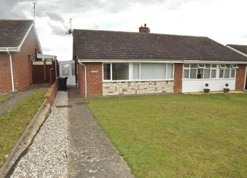 Thumbnail 2 bed semi-detached bungalow to rent in Edinburgh Gardens, Claydon, Ipswich