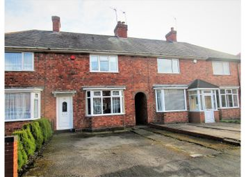 Thumbnail 2 bed terraced house for sale in Broom Hall Crescent, Birmingham