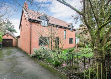 Thumbnail 3 bed detached house for sale in Chantry Meadows, Kilham, Driffield