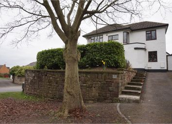 Thumbnail 3 bed detached house for sale in Derby Road, Chellaston