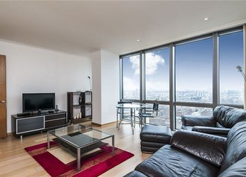 Thumbnail 1 bed flat to rent in 1 West India Quay, 26 Hertsmere Road, London