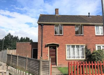 Thumbnail 2 bed semi-detached house for sale in Joslin Road, Honiton