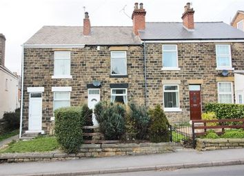 Thumbnail 2 bed terraced house for sale in Sheffield Road, Woodhouse, Sheffield, Sheffield