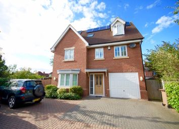 Thumbnail 5 bed detached house for sale in The Cedars, Springfield Road, Chelmsford