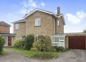 Thumbnail 4 bed detached house for sale in South Road, Bourne