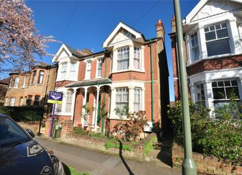 Thumbnail 3 bed semi-detached house for sale in Penton Avenue, Staines Upon Thames, Surrey