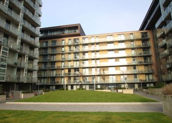 Thumbnail 1 bedroom flat to rent in Glasgow Harbourterraces, Glasgow