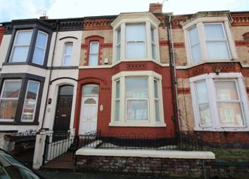 Thumbnail 4 bed terraced house for sale in Bedford Road, Bootle