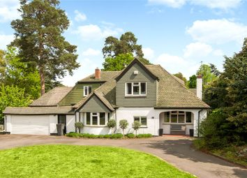 4 bed detached house for sale in Cleves Wood, Weybridge, Surrey KT13